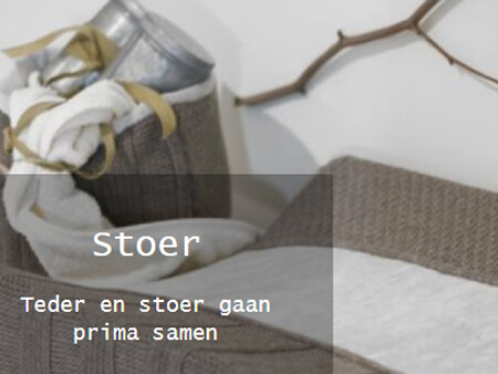 Baby's Only Stoer collectie