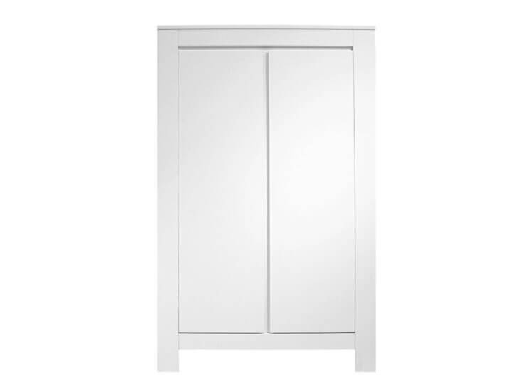 Bopita Bianco 2-deurskast