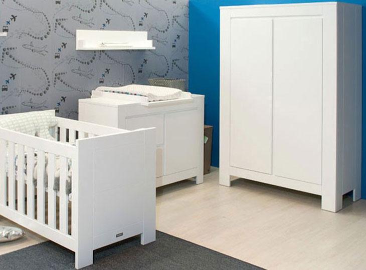 Babykamer Miami Kinderkamer : Babykamer bianco nu delig u ac u van bopita bij u kidsroom