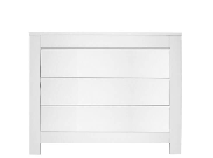 Bopita Bianco Commode met 3 lades