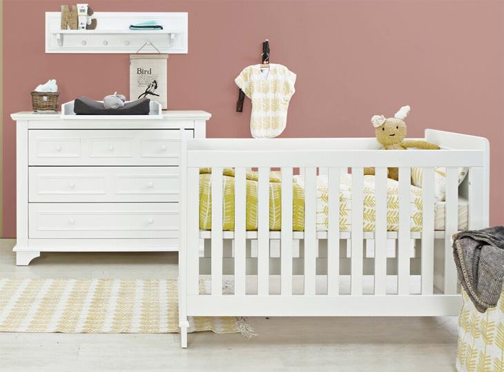 Bopita babykamer Charlotte 2-delig