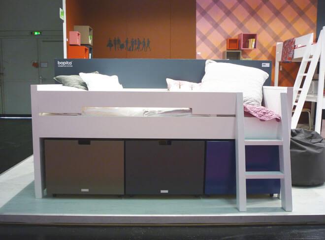 Bopita Combiflex compactbed met lade
