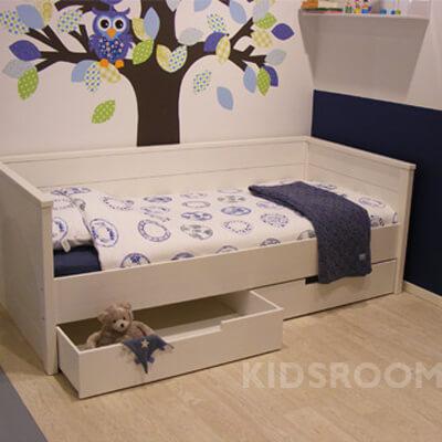 Bedbank Jade met 2 lades