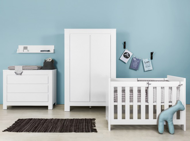 Babykamer Bianco 3-delig