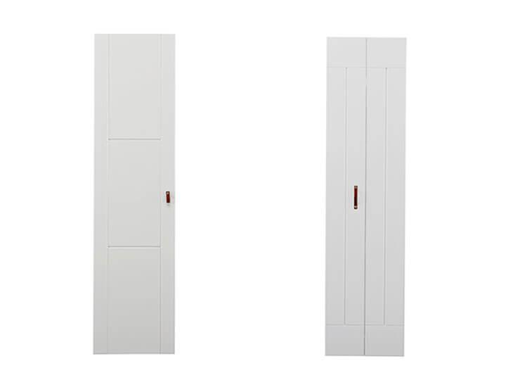 Lifetime 1 deur (keuze uit draaideur of vouwdeur)