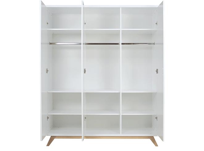 Bopita Lynn indeling 3-deurkast