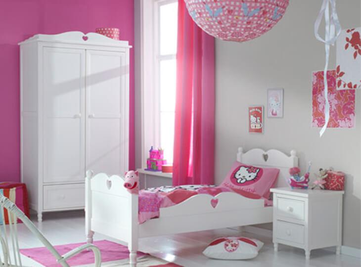 Kinderkamer Emma met Peuterbedje