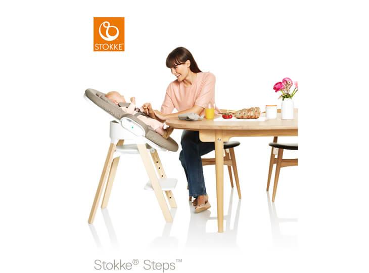 Stokke® Steps™ kinderstoel vanaf geboorte