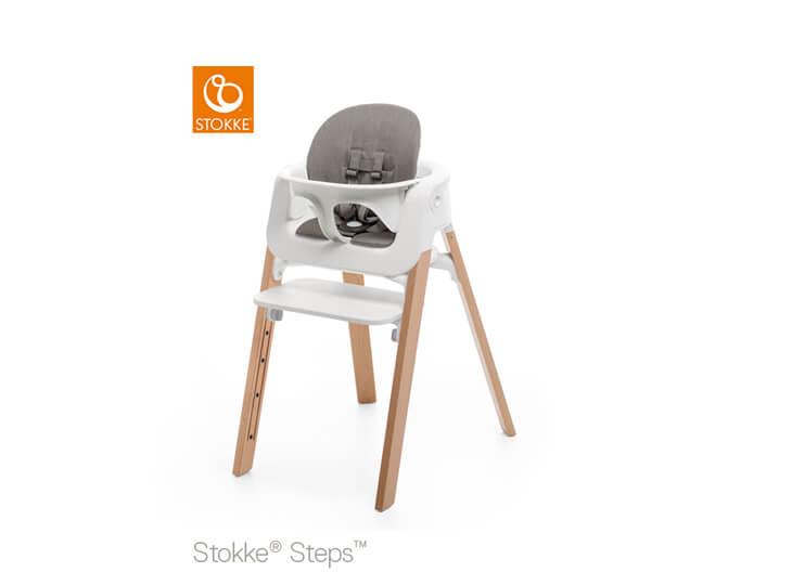 Stokke® Steps™ kinderstoel met babyset