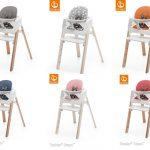 Stokke® Steps™ kleuren kussentjes