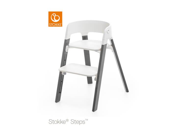 Stokke® Steps™ kinderstoel Storm Grey