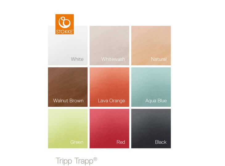 Stokke® Tripp Trapp® met babyset kleuren