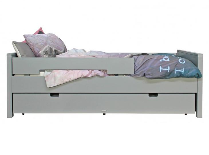 Bed Jonne Pure Grey