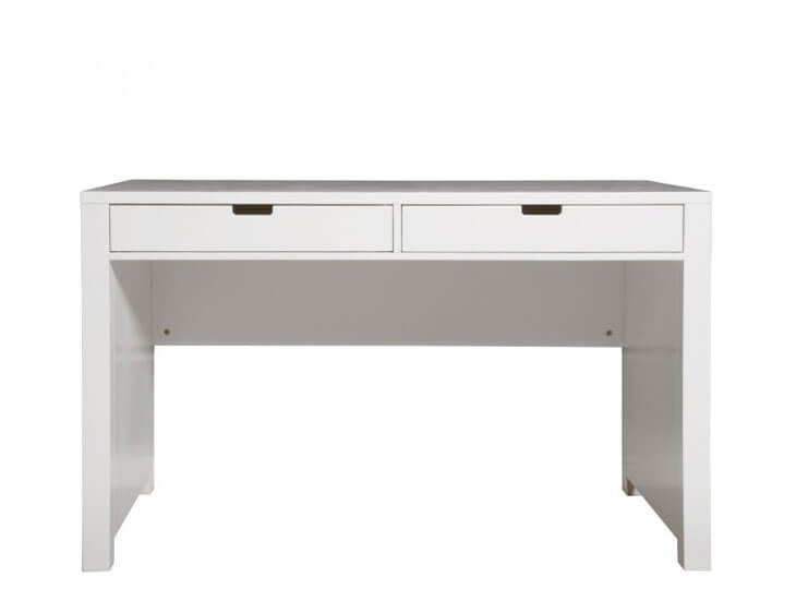 Bopita Mix &Match bureau met 2 lade wit