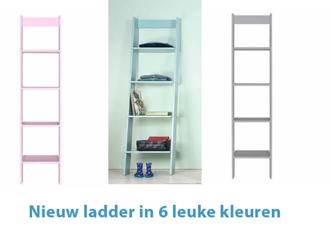 Bopita babyflex ladders in 6 kleuren