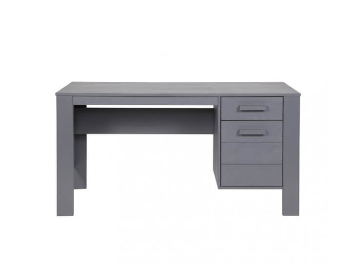 Dennis Bureau Steel Grey