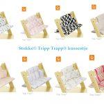 Stokke® Tripp Trapp® kussentjes