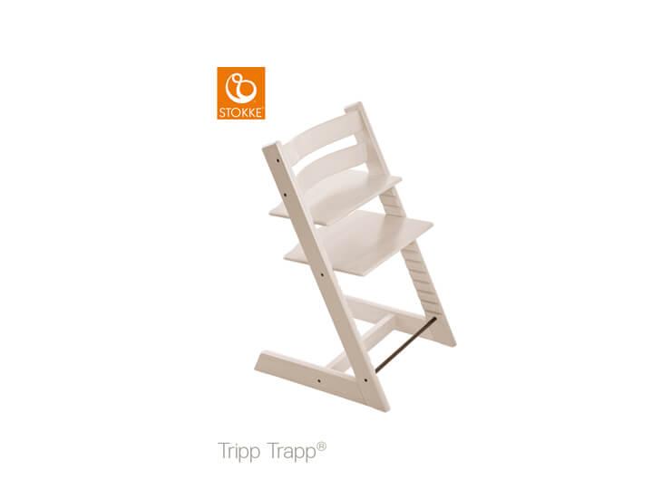 Stokke® Tripp Trapp® White wach