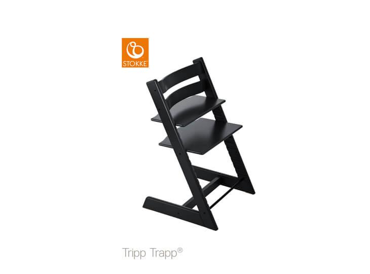 Stokke® Tripp Trapp® Zwart