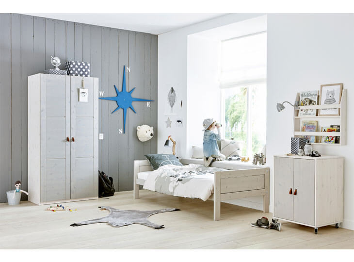 Lifetime greywash kinderkamer officieel dealer kidsroom - Kamer sfeer ...
