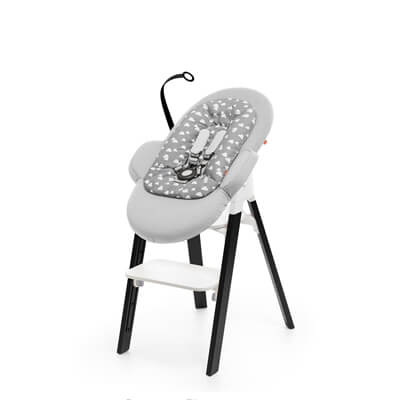 Stokke® Steps™ wipstoel Grey Clouds