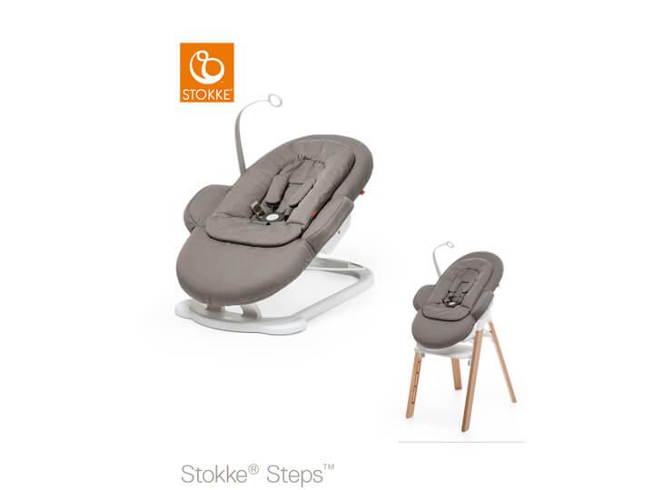 Stokke® Steps™ met wipstoel (bouncer)