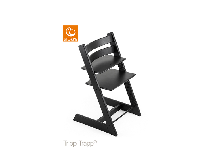 Tripp Trapp Oak Black