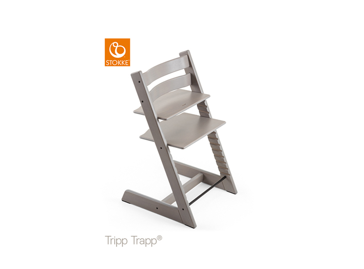 Tripp Trapp Oak Greywasch