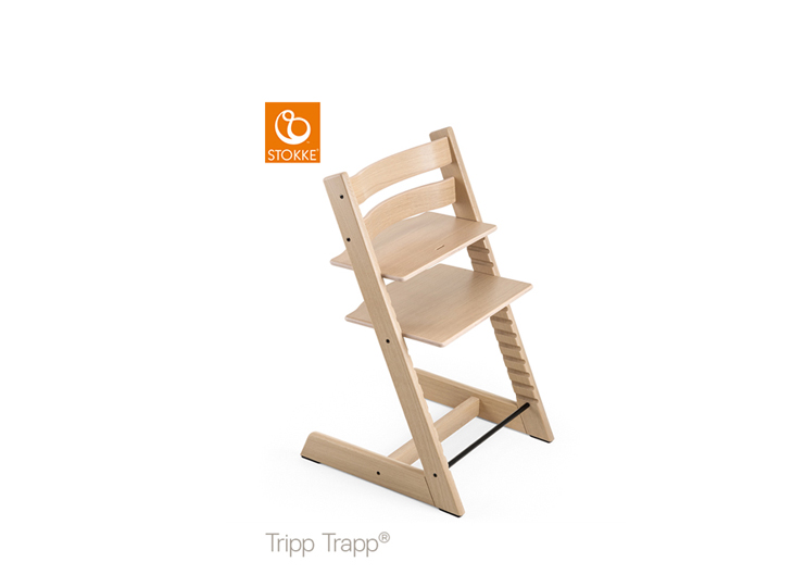 Tripp Trapp Oak White