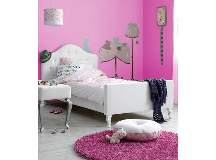 Coming kids gestoffeerd bed Yara Roze