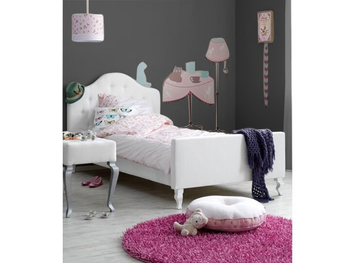 Coming kids gestoffeerd bed Yara Zwart