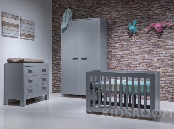 Babykamer Beton Grey