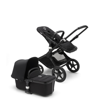 Bugaboo Fox Black Black