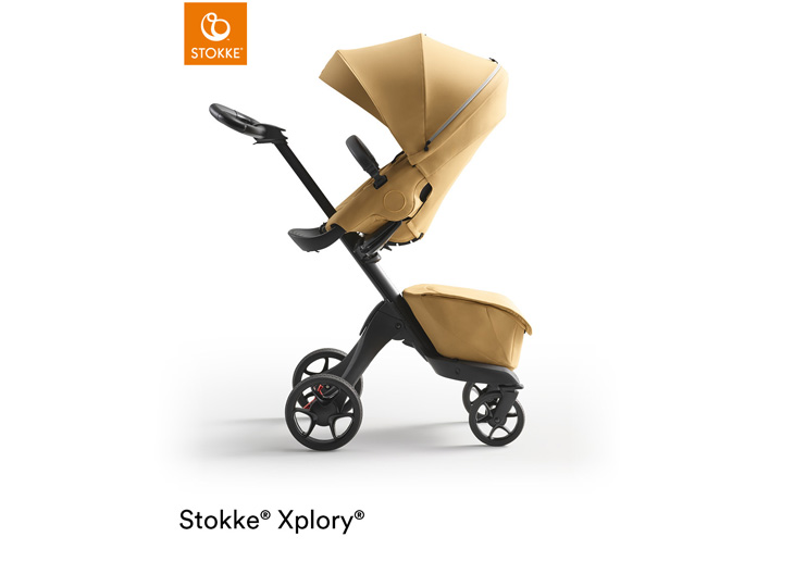 Stokke® Xplory X Golden Yellow