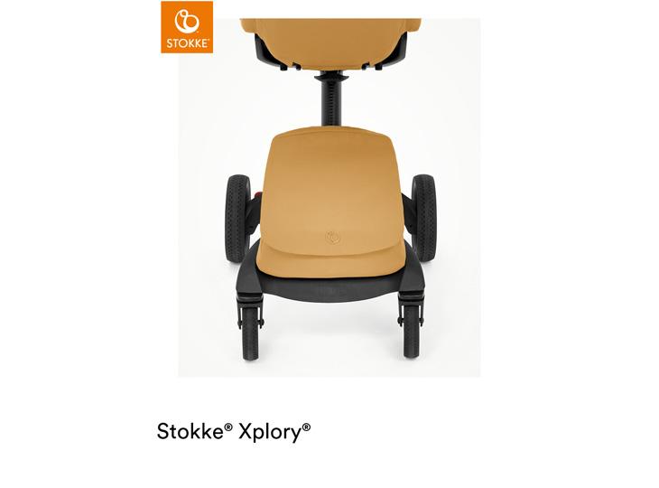Stokke® Xplory X Golden Yellow boodschappentas