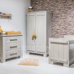 Bopita Babykamer Tim Gravel Wash
