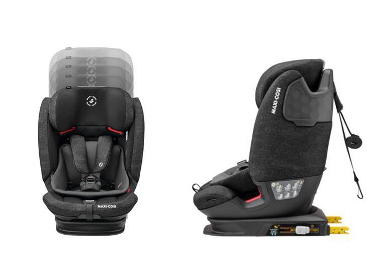 Maxi Cosi Titan Pro van 9 mnd. tot 12 jaar
