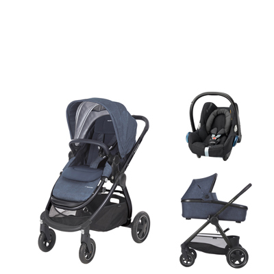 Adorra Nomad Blue 3 in 1