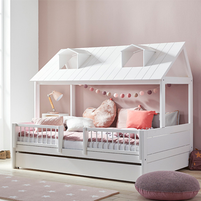 Meisjes Bed 90x200.Lifetime Kinderkamers Officieel Dealer Kidsroom