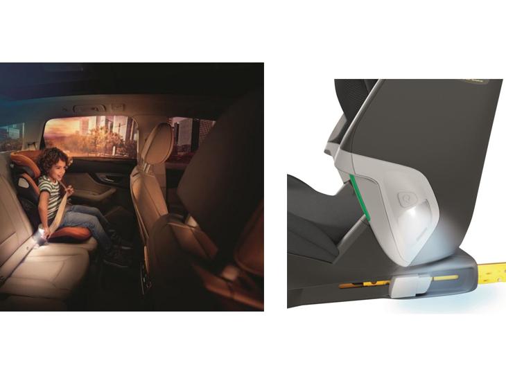 Maxi Cosi Kore Pro Autostoel Lampje