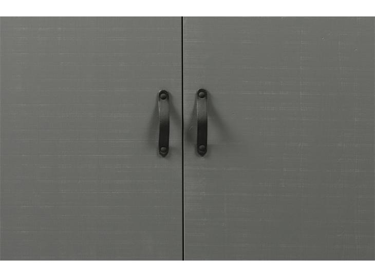 Morris 2-deur Kast detail
