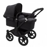 Bugaboo Donkey³ Mineral Black Washed