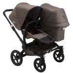 Bugaboo Donkey³ Duo Mineral Taupe Mélange