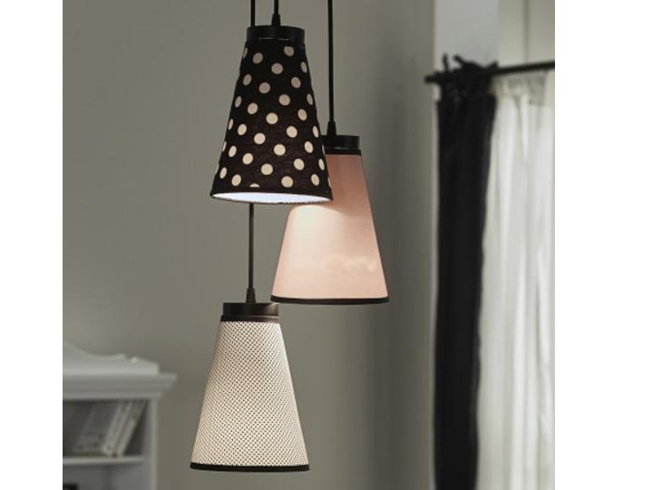Hanglamp set a 3 stuks