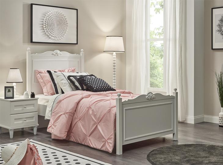 Lora Bed 120 200