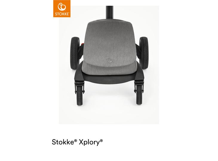 Stokke® Xplory X Modern Grey boodschappentas