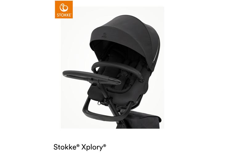 Stokke® Xplory X Rich Black