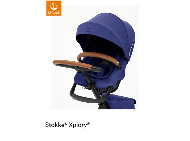 Stokke® Xplory X Royal Blue