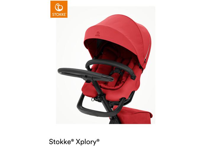 Stokke® Xplory X Ruby Red