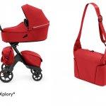 Stokke® Verzorgingstas Ruby Red